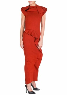 Rick Owens Long Gown Prom Evening Ceremony Formal Dress