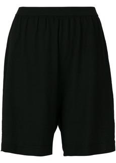 Rick Owens loose fit shorts - Black