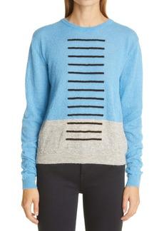 Rick Owens Mohair Blend Crewneck Sweater