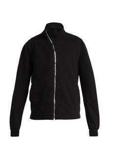 Rick Owens DRKSHDW Mollino cotton-jersey sweatshirt