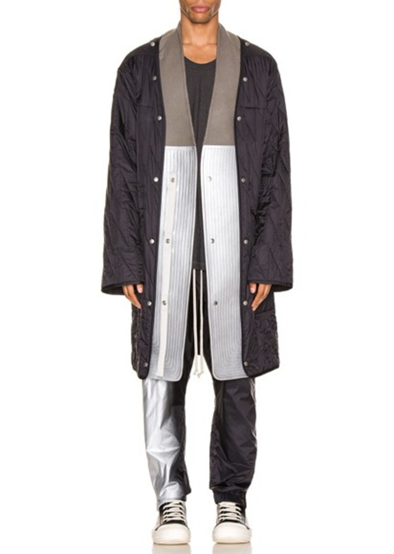 Rick Owens Quilted Parka Liner