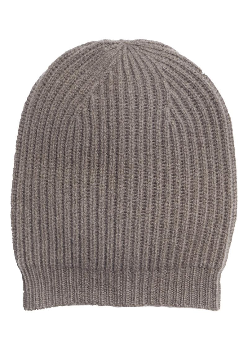 9c7512cdbb5fae Rick Owens Rick Owens Rib Knit Wool Beanie | Misc Accessories