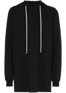 Rick Owens sisyphus drawstring hoodie