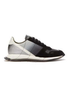 Rick Owens Vintage Runner leather trainers