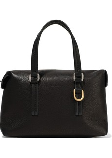 Rick Owens Woman Baby Pebbled-leather Tote Black