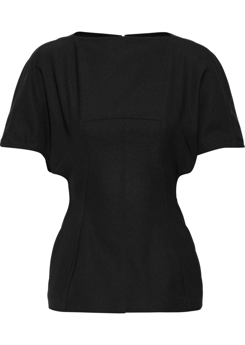 Rick Owens Woman Cady Top Black