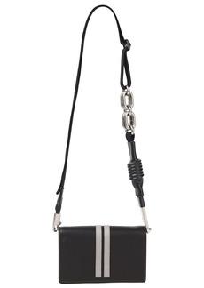 Rick Owens Woman Leather Shoulder Bag Black