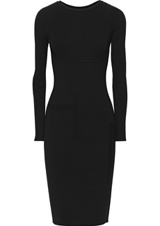 Rick Owens Woman Stretch-knit Dress Black