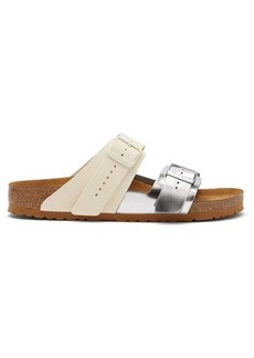 Rick Owens X Birkenstock Arizona leather sandals