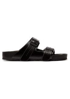 Rick Owens X Birkenstock Arizona leather sandals