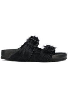 Rick Owens x Birkenstock Arizona sandals