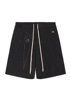 Rick Owens x Champion Classic Mesh Shorts