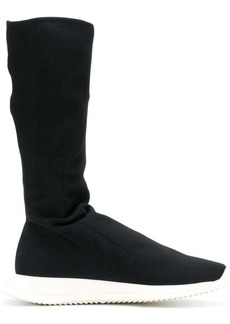 Rick Owens Runner sock boots