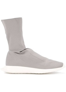 Rick Owens Runner stretch sock sneakers