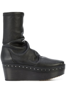Rick Owens Sabot sock boots