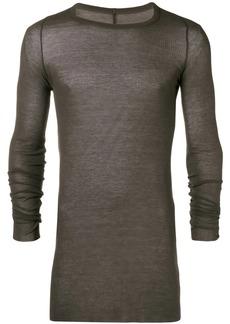 Rick Owens see-through T-shirt