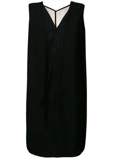Rick Owens sheer panel dress