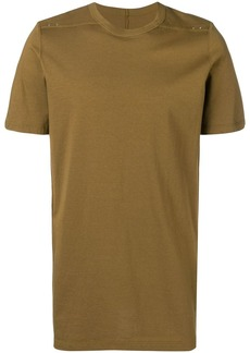 Rick Owens short-sleeve fitted T-shirt
