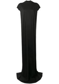 Rick Owens short-sleeve long dress