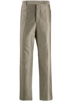 Rick Owens silk mix trousers
