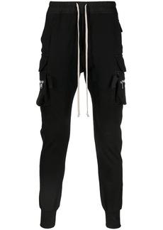 Rick Owens Mastodon cargo track pants