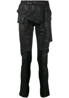 Rick Owens skinny trousers