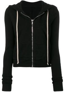 Rick Owens slim-fit hooded jacket