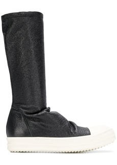 Rick Owens stocking sneakers