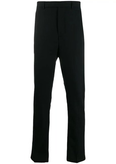 Rick Owens straight leg tailored trousers