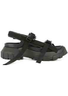 Rick Owens straps sandals