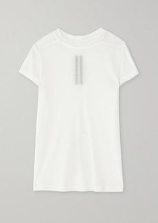 Rick Owens Stretch-jersey T-shirt