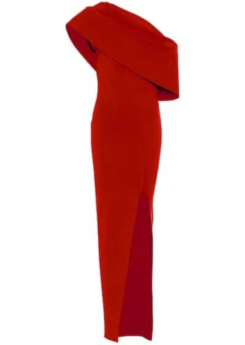 Rick Owens Stretch-knit gown