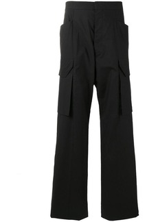 Rick Owens tailored cargo pants