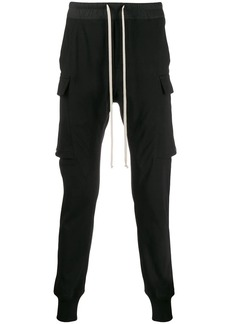 Rick Owens tapered track pants