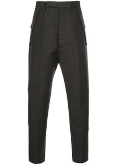 Rick Owens tapered trousers