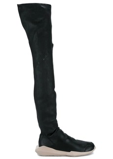 Rick Owens 'Tech' thigh-high boots
