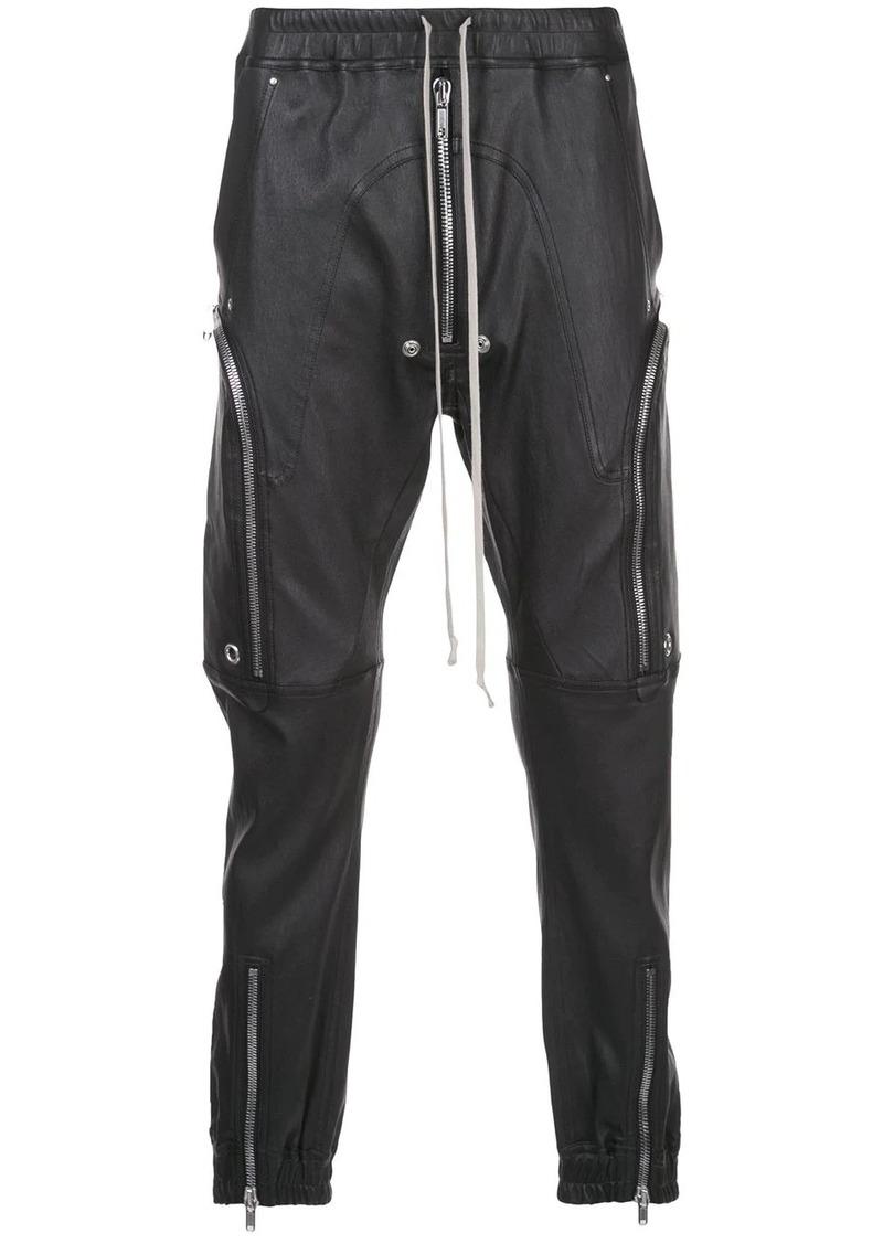 Rick Owens Tecuatl Bauhaus cargo trousers