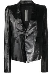 Rick Owens Tecuatl soft tailored blazer