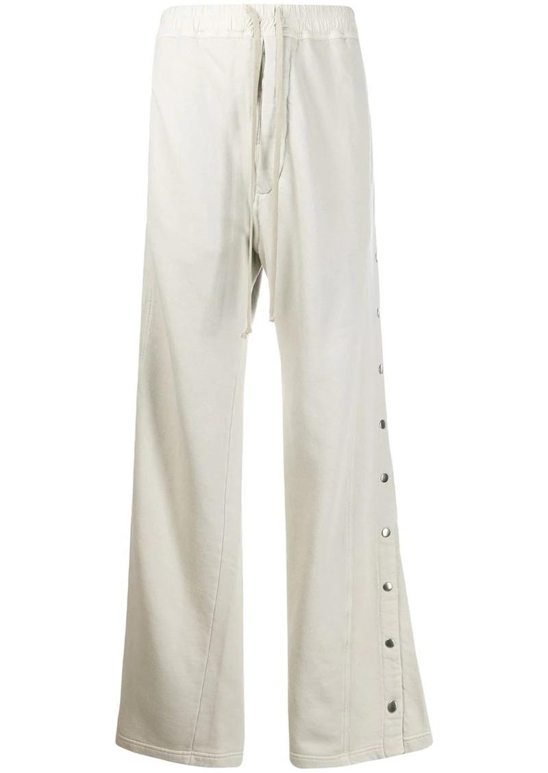Rick Owens wide-leg drawstring trousers