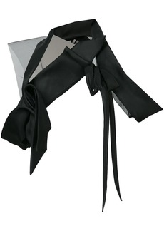 Rick Owens Wishbone ribbons jacket