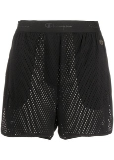 Rick Owens x Champion Dolphin Boxers Mesh shorts