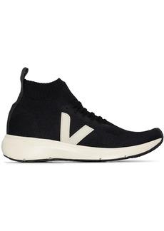 Rick Owens x Veja Sock Runner low-top sneakers
