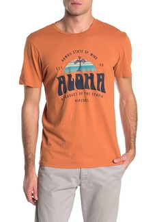 Rip Curl Aloha State of Mind Graphic T-Shirt
