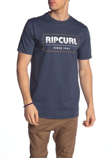 Rip Curl Bowie Short Sleeve Relaxed Fit Tee