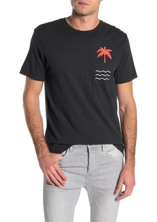 Rip Curl Collective Printed Pocket T-Shirt