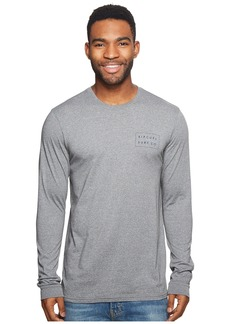 Rip Curl Convertible Mock Twist Long Sleeve Tee