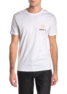 Rip Curl Dreaming Graphic Logo T-Shirt