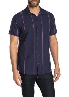 Rip Curl Infinity Vert Stripe Regular Fit Shirt