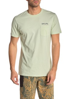 Rip Curl Pina Lunge Pocket T-Shirt