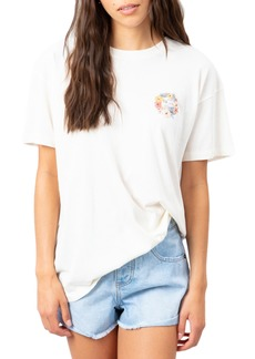 Rip Curl Bloom Oversize Graphic Tee